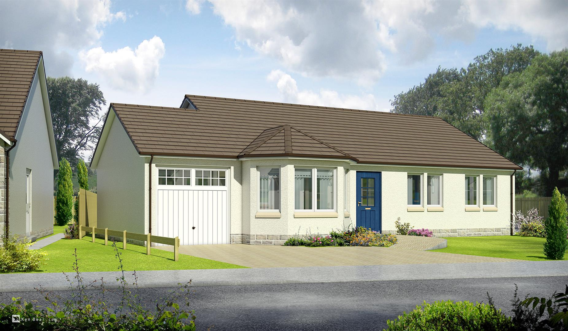 Plot 109 The Gordain Hayfield Brae